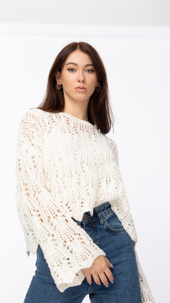 MINK PINK - Wynn Knit Sweater | Clothing - Sweaters - Knits