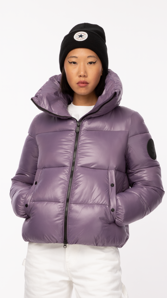 Save The Duck - Violet Lucky Puffer Jacket | Clothing - Jackets & Coats - Jackets