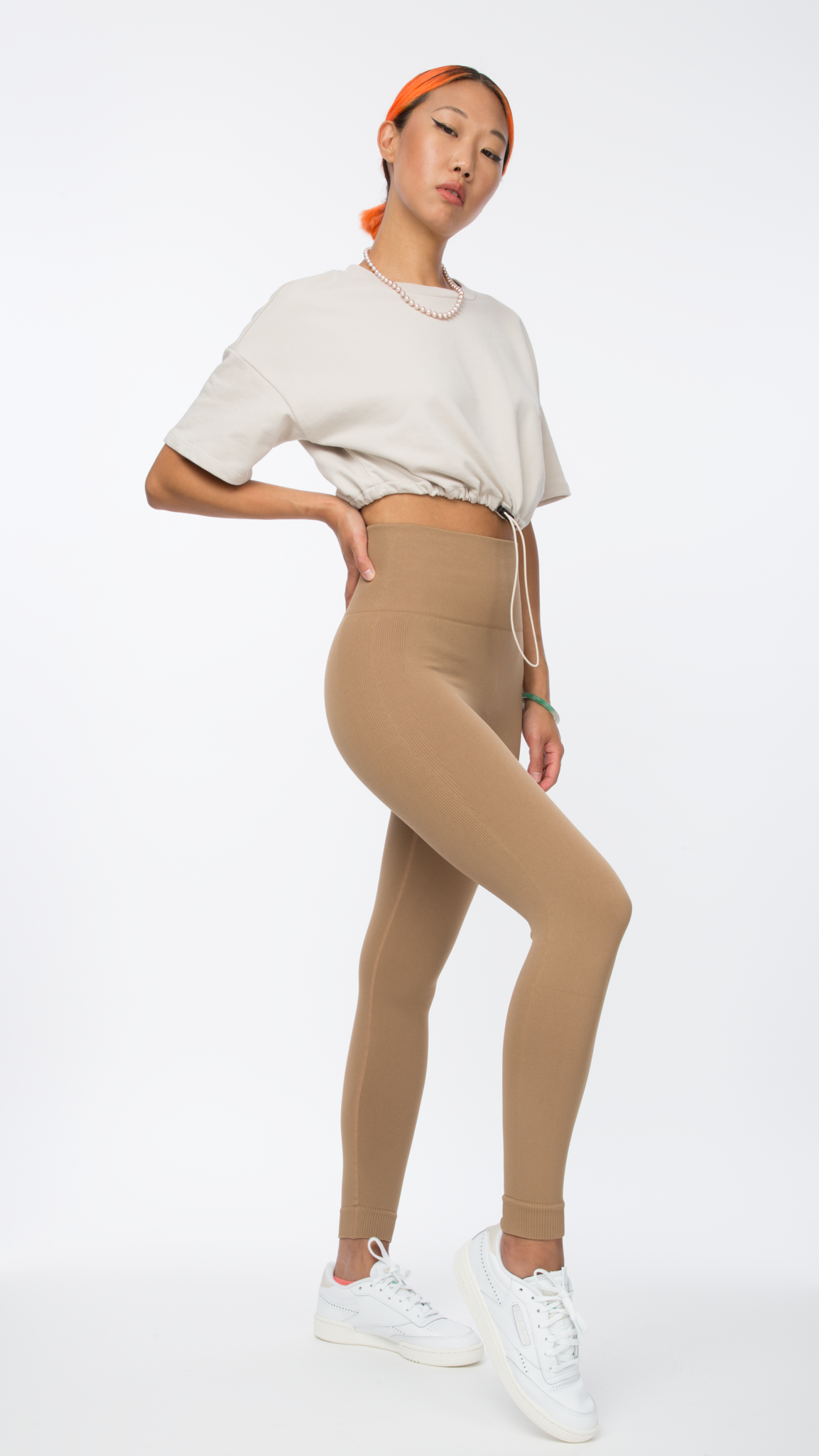 Tiger Eye Seamless Legging