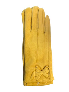 Large bow glove