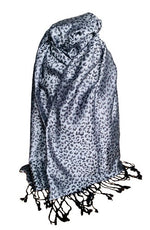Load image into Gallery viewer, Animal print pashmina
