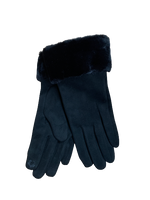 Load image into Gallery viewer, Faux fur cuff glove