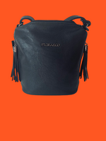 Load image into Gallery viewer, 2 tassel crossbody bag