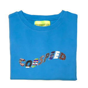 Analog Future Deux T-Shirt (Toy Blue w/3M) - T-Shirt