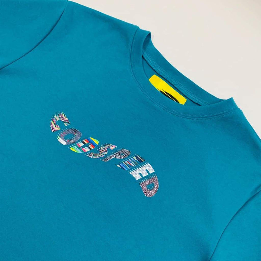 Analog Future T-Shirt (Teal) - T-Shirt