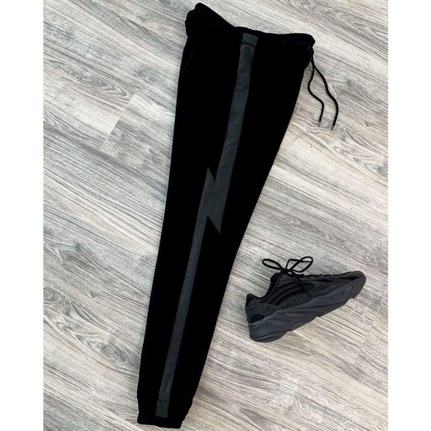 Anvil Crawlers ( Black 3m ) TRACK PANTS