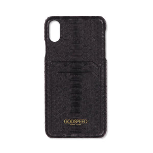 Godspeed iPhone Case ( Black ) Phone Case