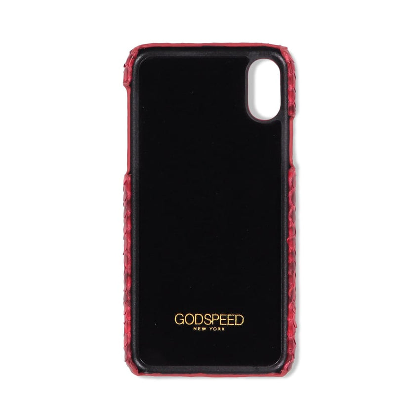 Godspeed iPhone Case ( Red ) Phone Case