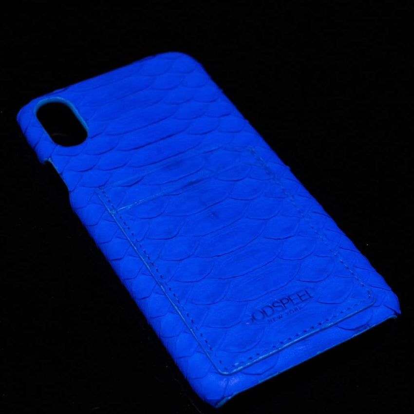 Godspeed iPhone Case ( Royal ) Phone Case
