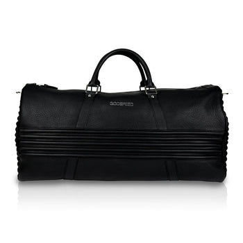 Passport Duffle ( Black )