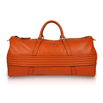 Passport Duffle ( Orange ) DUFFLE