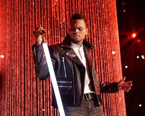 Chris Brown X Godspeed 16 Iheart Awards