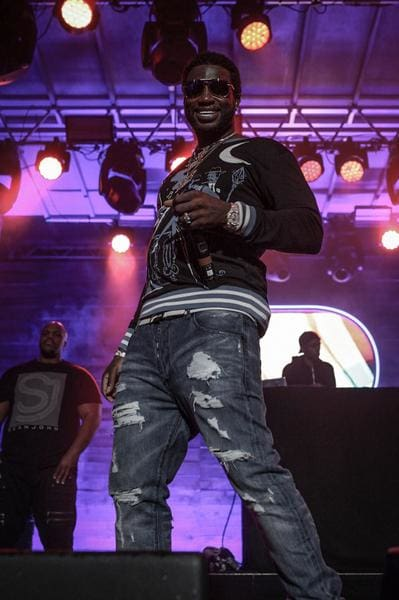 Gucci Mane Returns To Sxsw Wearing Godspeed Denim