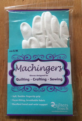 Quilters Touch Machingers Gloves
