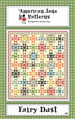 Fairy Dust Pattern by American Jane