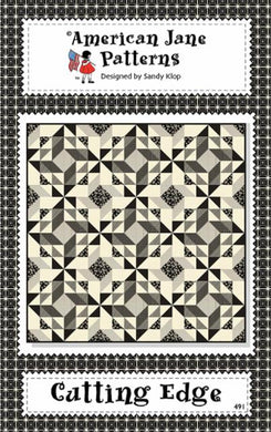 Cutting Edge Pattern by American Jane
