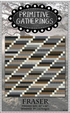 Fraser Pattern by Primitive Gatherings