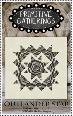 Outlander Star Pattern by Primitive Gatherings