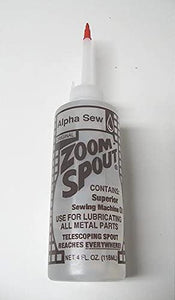 Alpha Sew Zoom Spout sewing machine oil