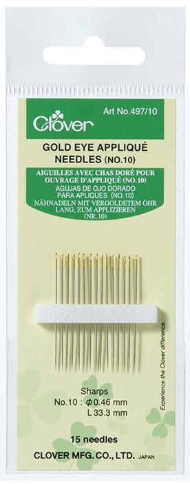 Clover Hand Sewing Needles