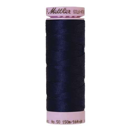 Mettler Cotton Thread 0557 Dark Purple