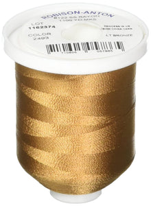 Robison Anton Embroidery 2493 Light Bronze