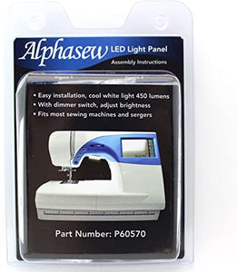 Alphasew LED Light Panel P60570