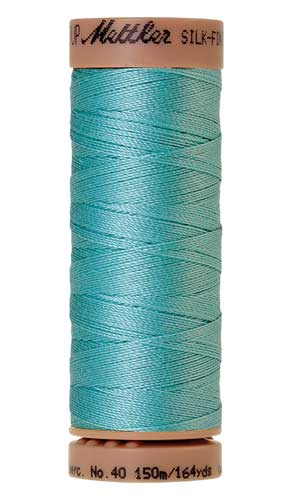 Mettler Cotton Thread 0889 Robins Egg