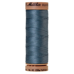 Mettler Cotton Thread 0901 Cornflower Blue