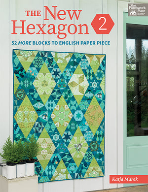 The NEW Hexagon 2 Book by Katja Marek