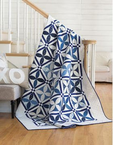 Blue and White Quilts BOOK