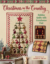 Load image into Gallery viewer, Christmas in the Country BOOK