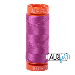 Aurifil Cotton Thread Magenta 2535