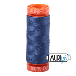 Aurifil Cotton Thread Steel Blue 2775