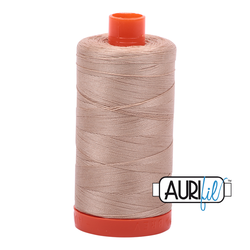 Aurifil Cotton Thread Biege 2314