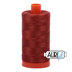 Aurifil Cotton Thread Copper 2350