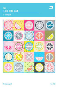 The Fruit Juice Quilt