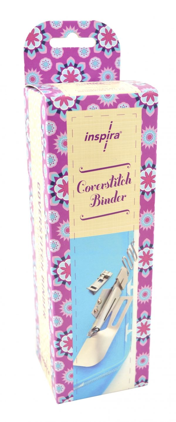 Inspira Coverstitch binder