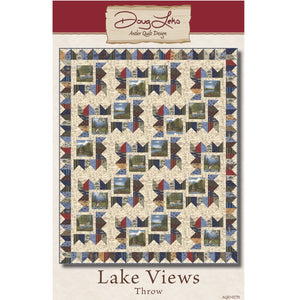 Lake Views Pattern P00270