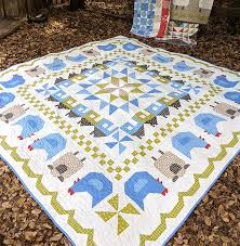Country Charm Quilt Kit