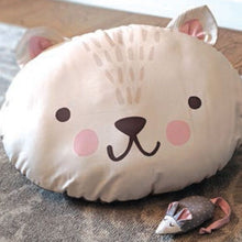 Load image into Gallery viewer, Kitty Bed & Mouse Toy