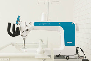 Powerquilter 1650 (size options)