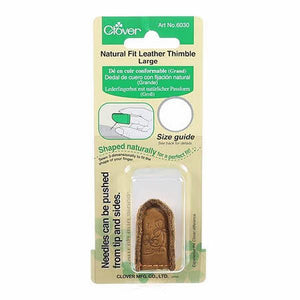 Natural Fit Leather Thimble