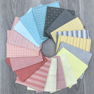Sugarcreek Silky Wovens Fat Quarter Bundle