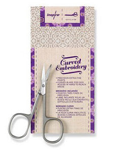 Curved Embroidery Scissors