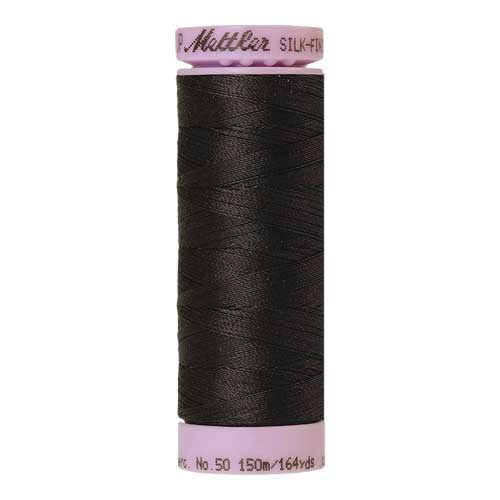 Mettler Cotton Thread 0700 Charcoal
