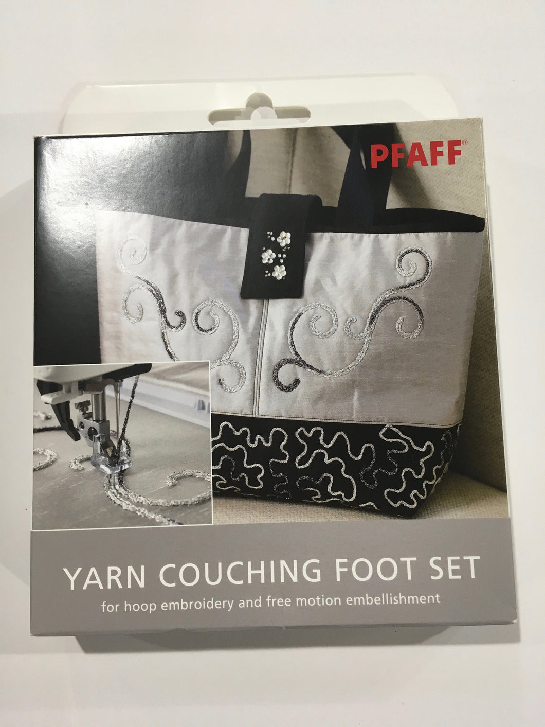 Pfaff Yarn Couching Foot Set
