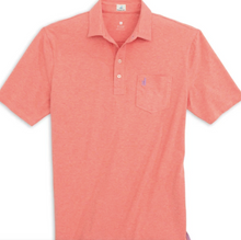 Load image into Gallery viewer, The Original 4-Button Polo - Heathered