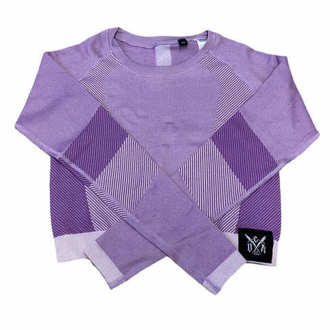 CDA Sports Top Pink/Purple
