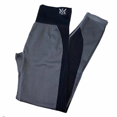 CDA Leggings Grey/Black